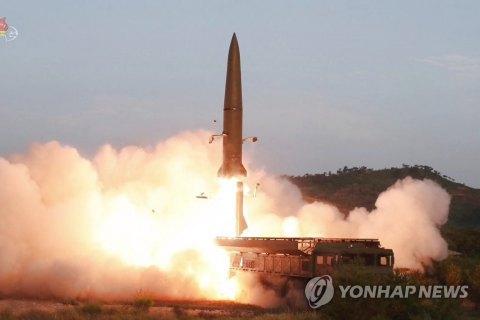 Північна Корея здійснила другий за тиждень запуск балістичних ракет