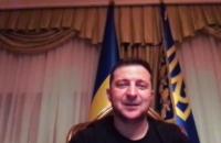 Третій день самоізоляції: Зеленський записав відеозвернення з Феофанії