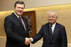 Япония с интересом следит за Украиной