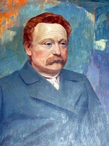 «Портрет Івана Франка», 1930