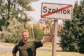 Город детства. Сольнок. Венгрия