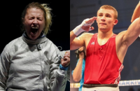 Ольга Харлан и Александр Хижняк признаны спортсменами года в Украине