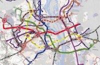 Киевский метрополитен отменил тендер на разработку ТЭО метро на Троещину (обновлено)
