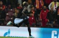 В матче Лиги Чемпионов арбитр удалил с поля сразу двух игроков за празднование гола