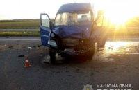 Сразу две аварии с маршрутками произошли в Николаевской области: 16 пострадавших