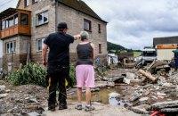 Число загиблих внаслідок злив і повені у Німеччині зросло до 42 (оновлено)