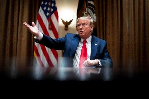"""Трамп назвав Байдена """"руйнівником американської величі"""""""