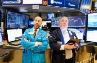 Американські біржі відкрилися різким падінням