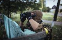 С начала суток боевики восемь раз обстреляли позиции военных на Донбассе
