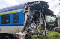 У Чехії зіткнулися два пасажирські потяги, кількість жертв зросла до трьох (оновлено)