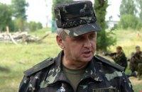 Муженко поедет на военный комитет ЕС в Брюссель