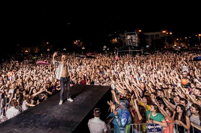 Концерт у м.Рівне, 22 червня 2019