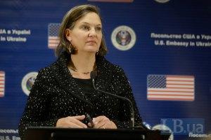 """Санкції ЄС і США проти Росії """"почали кусатися"""", - Нуланд"""