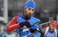 Біатлоністи збірної Франції виграли змішану естафету в Пхьончхані