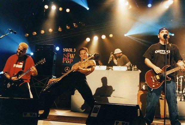 Выступление Bloodhound Gang показало, что панк на просторах СНГ нынче не в моде