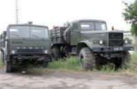 Росія повертає з Криму військову техніку в неробочому стані