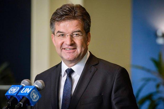 Председатель Генеральной Ассамблеи ООН Мирослав Лайчак