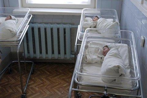 В Запорожье муж и жена за $7 тыс. пытались продать новорожденную дочь