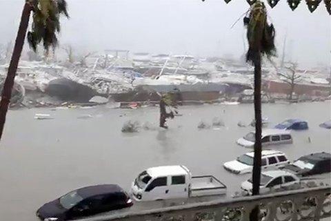 """Число жертв урагану """"Марія"""" на Карибах зросло до 32 осіб"""
