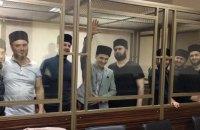 """У Росії трьох фігурантів справи """"Хізб ут-Тахрір"""" доставили до суду з температурою"""