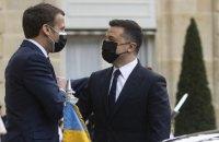 Модернізація «Мінська», ПДЧ в НАТО, візит Макрона. Невідомі подробиці паризьких перемовин Зеленського