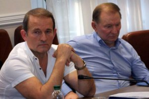 Захарченко: Медведчука призначено парламентером з приводу полонених від України