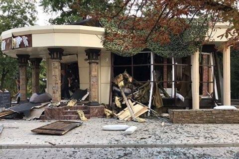 У результаті вибуху в Донецьку загинув охоронець Захарченка (оновлено)