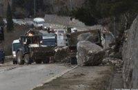 У Криму відновили рух на трасі Ялта-Севастополь після обвалу