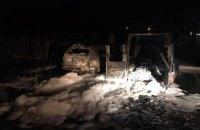 Журналіст Крутчак заявив, що йому спалили машину