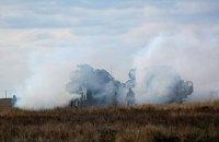 Украина завершила ракетные учения