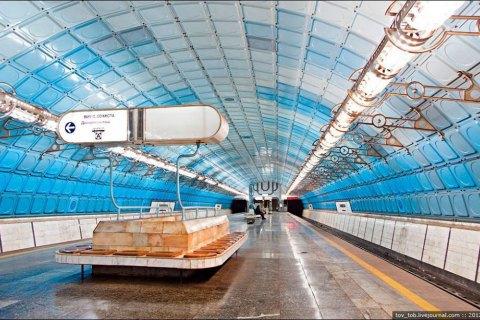 З місця події: у Києві після тривалого карантину запрацювало метро. ВІДЕО