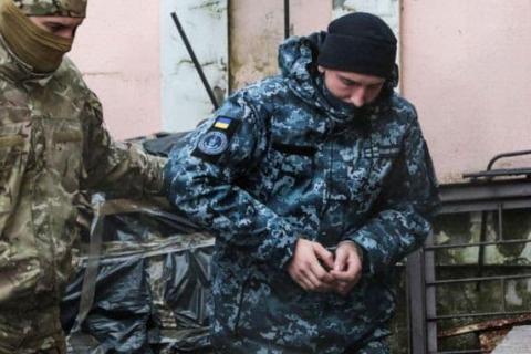 Все захваченные Россией украинские моряки признали себя военнопленными