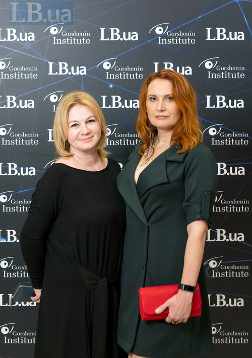 Юлия Трестер и Наталья Клаунинг