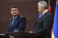 Туреччина заборонила своїм суднам відвідувати Крим