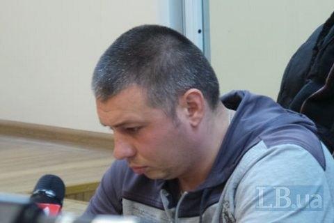 Поліцейський Мельников вийшов під заставу, сплачену кандидатом у президенти