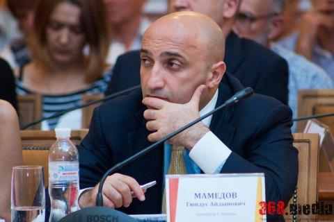 Украинскую часть международной группы следователей по MH17 возглавил замгенпрокурора Мамедов