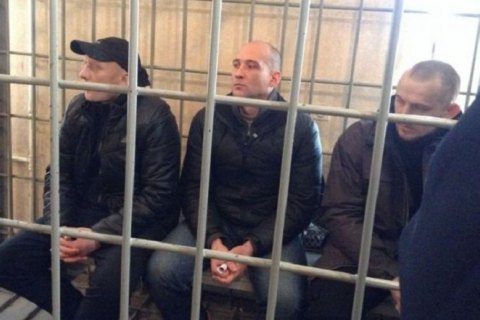 Суд випустив з-під варти обвинувачуваних у теракті біля Палацу Спорту