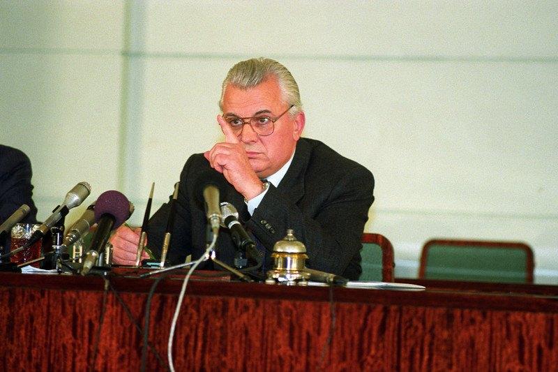 Пресконференція президента Кравчука 1992 року