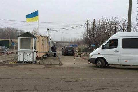 Украина перенесет пункт пропуска на границе с РФ в Меловом