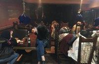 Полиция задержала 110 проституток