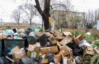 """Початок року в Керчі ознаменувався """"сміттєвим колапсом"""""""