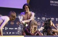 """Переможця """"Євробачення"""" запідозрили у вживанні наркотиків прямо під час шоу"""
