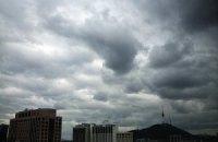 Во вторник в Киеве будет облачно и дождливо