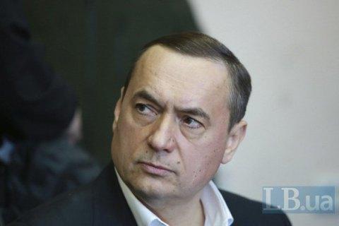 НАБУ выложило свидетельства воздействия Мартыненко насудей