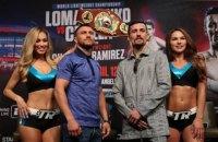 Ломаченко вручили пояс суперчемпиона WBO