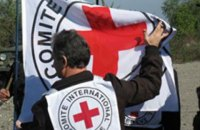 Боевики не пропустили в ОРДЛО три грузовика с гуманитарной помощью от Красного Креста