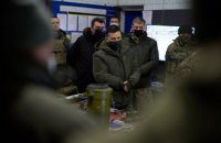 Зеленский заявляет, что Украина готова к возможному вторжению российских войск