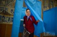На выборах в Киевсовет на Печерске лидируют Шлапак, Терентьев и Доброскок