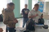 В Луцке устроили обыск в облуправлении Фискальной службы