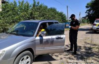 В Одеській області після смертельних ДТП ввели цілодобове патрулювання